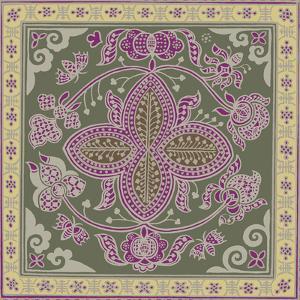 Sojourn Tile I by Paula Scaletta