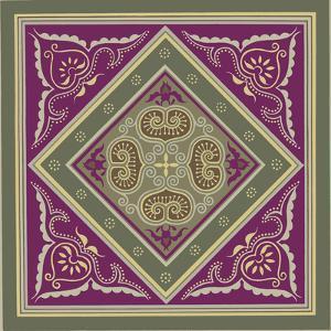 Sojourn Tile IV by Paula Scaletta