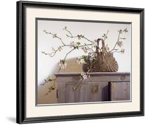 Apple Blossoms by Pauline Eblé Campanelli
