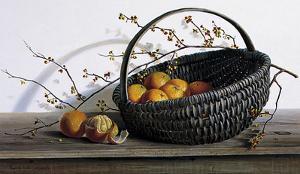 Oranges by Pauline Eblé Campanelli