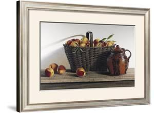 Peaches and Cream by Pauline Eblé Campanelli