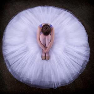 Young Ballerina by Pauline Pentony Ba