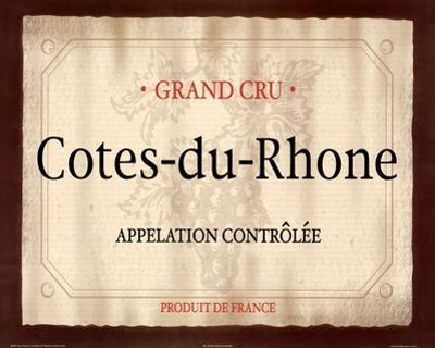 Cote du Rhone by Paulo Viveiros