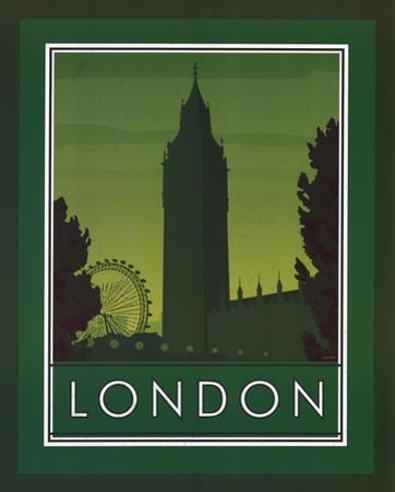 London by Paulo Viveiros