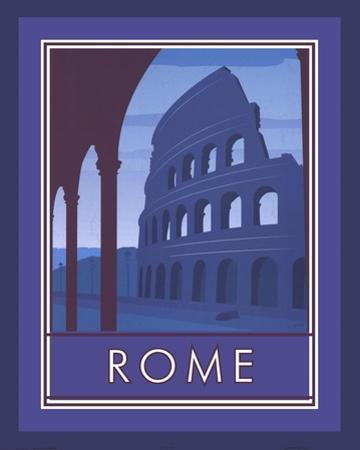 Rome by Paulo Viveiros