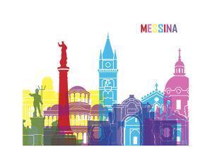 Messina Skyline Pop by paulrommer