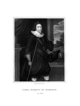 James, 2nd Marquis of Hamilton