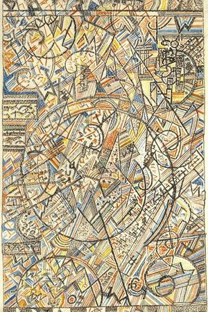 The Formula of the Universe, 1920-1922