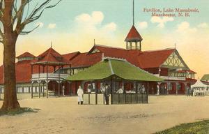 Pavilion, Lake Massabesic, Manchester, New Hampshire
