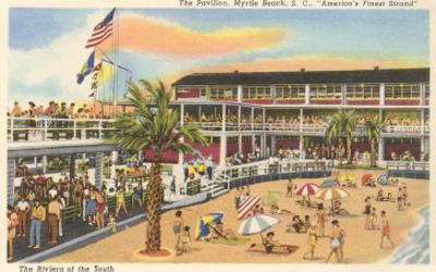 Pavilion, Myrtle Beach, South Carolina