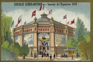 Pavilion of the Compagnie Generale Transatlantique