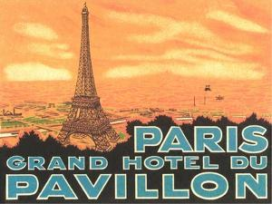 Pavillon Hotel, Paris