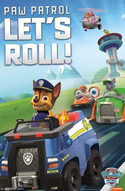 Paw Patrol- Let'S Roll