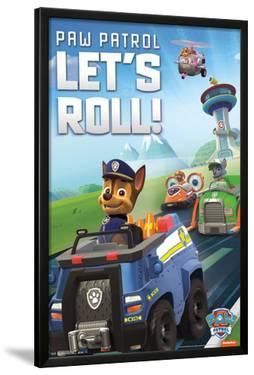 Paw Patrol- Let'S Roll