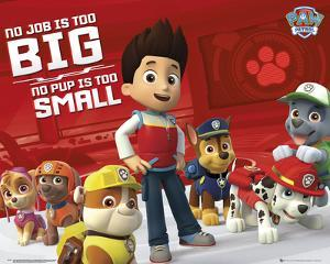 Paw Patrol- No Job Too Big