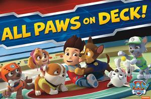 Paw Patrol- On Deck