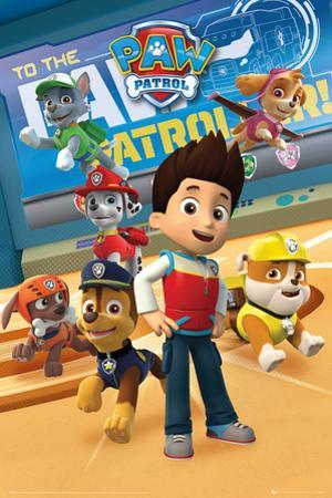Paw Patrol- Prepped For Action