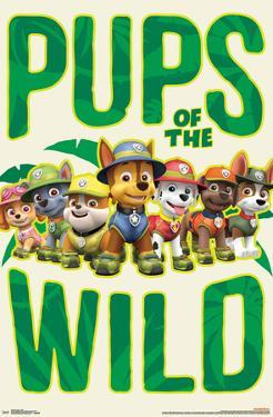 Paw Patrol- Pups of the Wild
