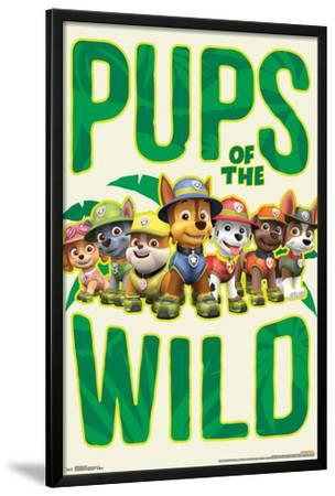 Paw Patrol- Pups of the Wild