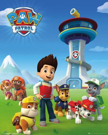 Paw Patrol- Team