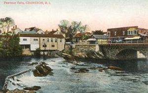 Pawtuxet Falls, Cranston, Rhode Island