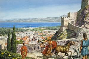 Corinth - Citadel at the Crossroads by Payne