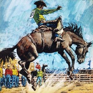 Larry Mahan, Superstar of the Rodeo by Payne