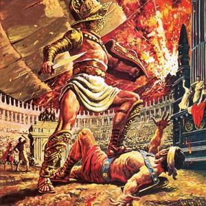 Pompeii, the Doomed City by Payne