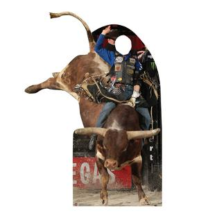 PBR Stand-In - Professional Bull Riders