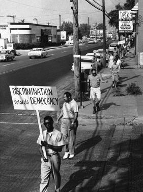 Civil Rights Demonstrations 1961 by PD