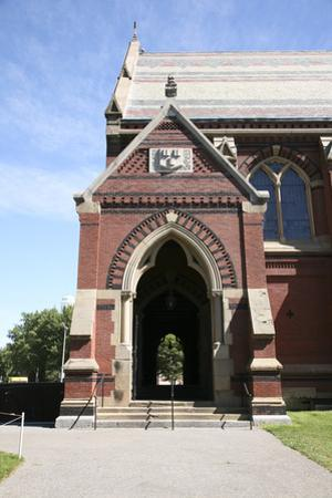 Memorial Hall on Harvard Campus in Cambridge, Massachusetts by pdb1