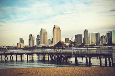 San Diego from Coronado Island by pdb1