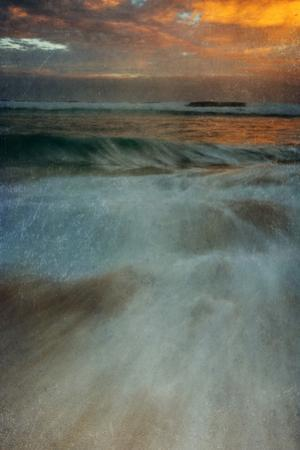 Slow Shutter Was Used to Create a Dreamy Water Look at Hookapa Beach in Maui at Sunrise. this Imag by pdb1