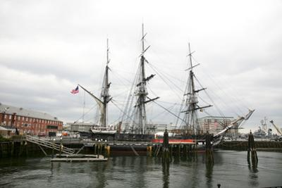 USS Constitution Docked in Boston, Massachusetts. This is a Popular Site along the Freedom Trail by pdb1
