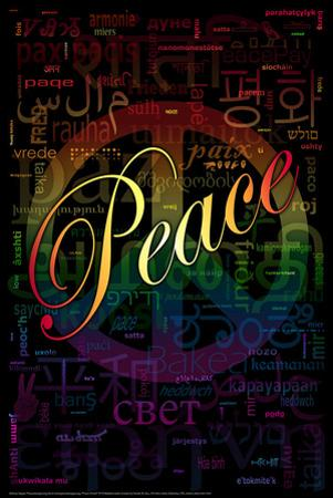 Peace Cloud Trippy