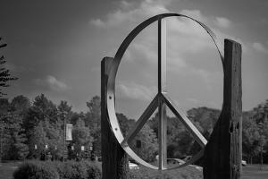 Peace Sign Woodstock Hall of Fame
