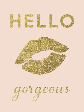 Hello Gorgeous by Peach & Gold