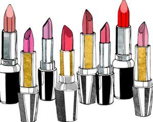 Lipsticks by Peach & Gold