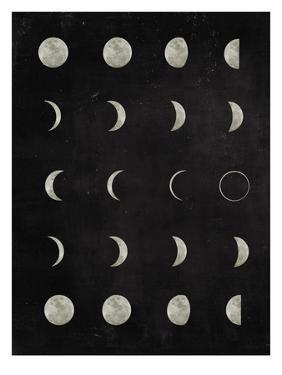 Moon by Peach & Gold