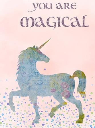 You Are Magical by Peach & Gold