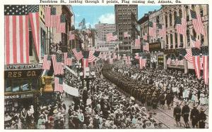 Peachtree Street Parade, Atlanta, Georgia