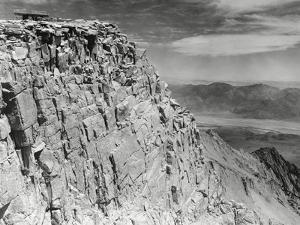 Peak of Mount Whitney