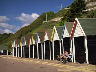 West Cliff, Bournemouth, Dorset, England, UK by Pearl Bucknall