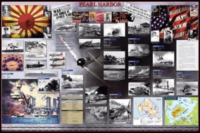 Pearl Harbour, December 7th, 1941 (Tora, Tora, Tora)
