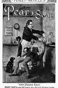 Pears' Soap Ad, 1888