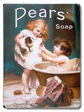 Pears Soap Children's Puppy