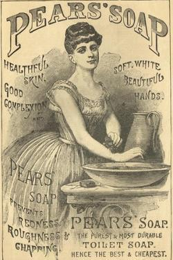 Pears Soap Washbowl