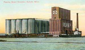 Peavey Grain Elevator, Duluth, Minnesota