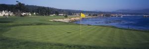 Pebble Beach Golf Course Pebble Beach, CA