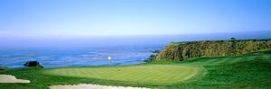 Pebble Beach Golf Course, Pebble Beach, Monterey County, California, USA